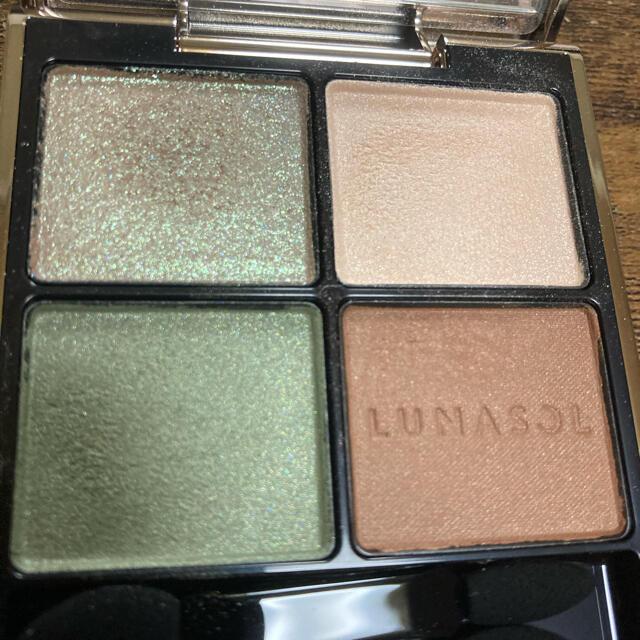 LUNASOL(ルナソル)の美品ルナソル 限定アイシャドウ コスメ/美容のベースメイク/化粧品(アイシャドウ)の商品写真