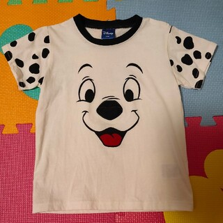 しまむら - 101匹わんちゃん Tシャツ 110㌢