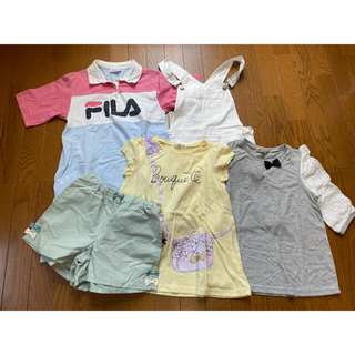 エニィファム(anyFAM)のanyFAM(夏物)子供服5点セットサイズ140(その他)