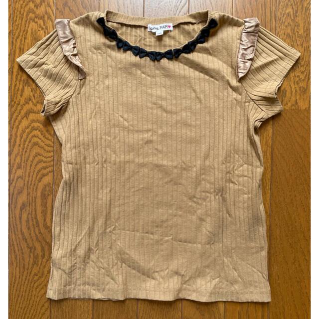 anyFAM(エニィファム)のanyFAM(夏物)子供服4点セットサイズ140 キッズ/ベビー/マタニティのキッズ服女の子用(90cm~)(その他)の商品写真