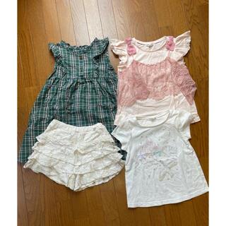 エニィファム(anyFAM)のanyFAM(夏物)子供服4点セットサイズ140(その他)
