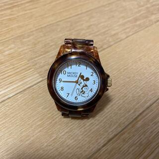 Disney - ディズニー 腕時計 ミッキー