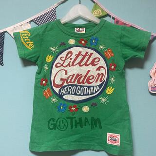 グラグラ(GrandGround)のLITTLE GARDEN HERO 130 Tシャツ 半袖(Tシャツ/カットソー)