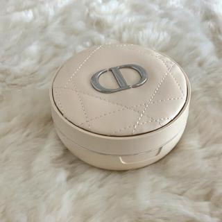Dior - Dior クッションパウダー ゴールデンナイツ