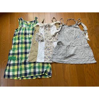 ラグマート(RAG MART)のRagMart(夏物)子供服3点セットサイズ130(その他)