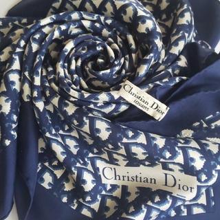 Christian Dior - クリスチャンディオール ③*ChristianDior*トロッター柄スカーフ