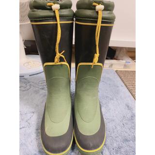 安全長靴27cm 耐油性、フード付き