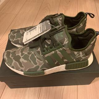 アディダス(adidas)のアディダス adidas nmd r1 D96617 カモ 27.5cm 新品(スニーカー)