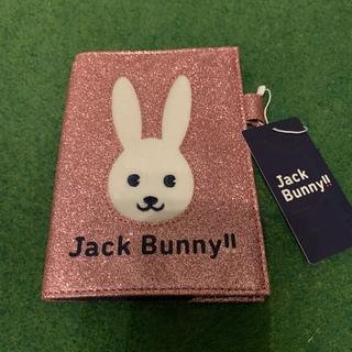 パーリーゲイツ(PEARLY GATES)の新品❣️Jack Bunny!!スコアホルダー❤️(ゴルフ)