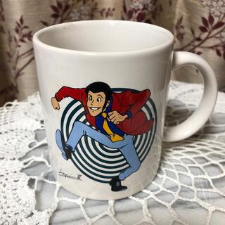 【新品・未使用】ルパン三世 マグカップ(マグカップ)