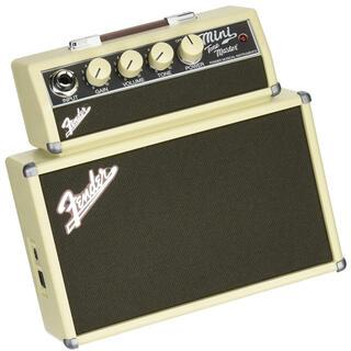 フェンダー(Fender)のFender フェンダー ギターアンプ MINI TONE MASTER(ギターアンプ)