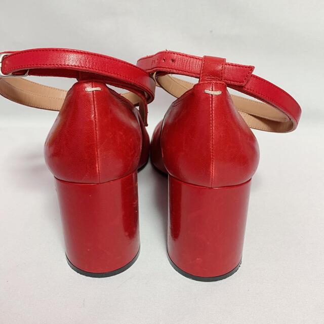 Maison Martin Margiela(マルタンマルジェラ)の※f様専用 25日まで Martin Margiela マルジェラ 足袋パンプス レディースの靴/シューズ(ハイヒール/パンプス)の商品写真