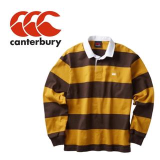 CANTERBURY - CANTERBURY ラガーシャツ