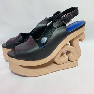 ジェフリーキャンベル(JEFFREY CAMPBELL)のジェフリーキャンベル スケートサンダル パンプス(サンダル)