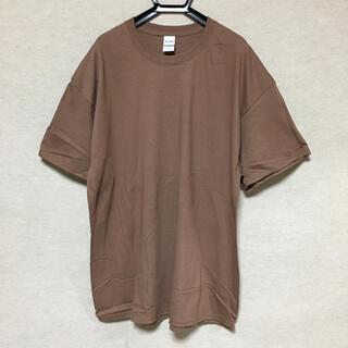 GILDAN - 新品 GILDAN ギルダン 半袖Tシャツ チェストナット ブラウン XL
