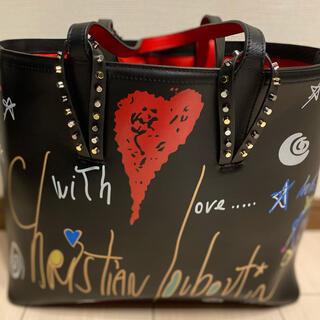 クリスチャンルブタン(Christian Louboutin)のクリスチャンルブタン カバタペイントートバッグ(トートバッグ)