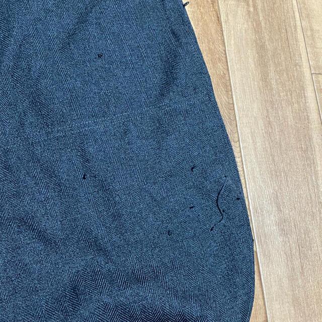 寅壱(トライチ)の寅壱 丸寅 超々ロング上下 メンズのパンツ(ワークパンツ/カーゴパンツ)の商品写真