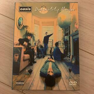 デフィニトリー・メイビー DVD(ミュージック)
