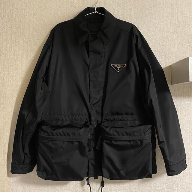 PRADA Re-Nylon ジャケット XS メンズのジャケット/アウター(ナイロンジャケット)の商品写真