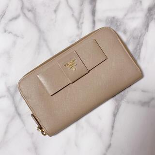 プラダ(PRADA)のPRADA ♡ サフィアーノ 財布(長財布)