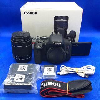 Canon - 【Wi-Fi搭載】 CANON EOS Kiss X8i 標準レンズ