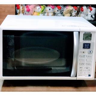 SHARP - SHARP⭐️オーブンレンジRE-CE70-KB⭐︎2011年製(動作確認済み)