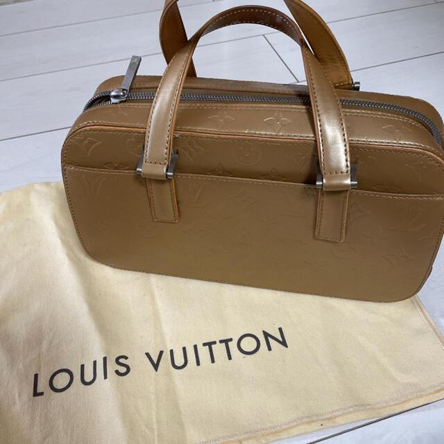 LOUIS VUITTON(ルイヴィトン)のルイヴィトン  モノグラムマット バッグ レディースのバッグ(ハンドバッグ)の商品写真