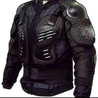 ハーレーダビッドソン(Harley Davidson)のバイク用 プロテクター 胸当て チェストガード ボディガード ジャケット(装備/装具)