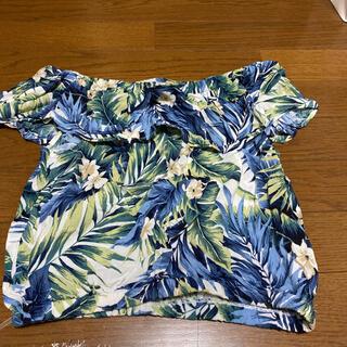 エゴイスト(EGOIST)の夏 オフショル EGOIST トップス 夏服(シャツ/ブラウス(半袖/袖なし))
