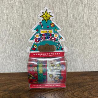 ミニオン(ミニオン)のミニオン マスキングテープ クリスマス(その他)