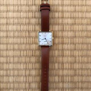 ノット(KNOT)のknot 腕時計(腕時計)