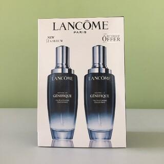 LANCOME - 2本LANCOME ランコム ジェニフィック アドバンスト N 100ML