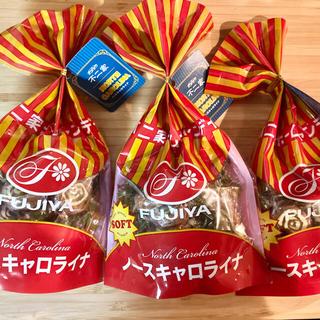 フジヤ(不二家)の不二家☆ ノースキャロライナ 3袋(菓子/デザート)