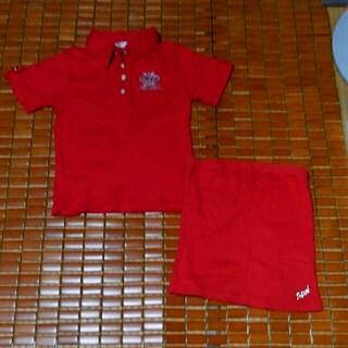 イングファースト(INGNI First)の子供服 セットアップ(Tシャツ/カットソー)