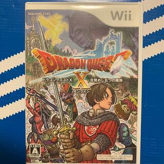 ウィー(Wii)のドラゴンクエストX 目覚めし五つの種族 オンライン Wii(その他)