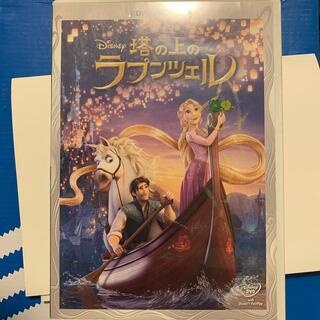 『塔の上のラプンツェル』 DVD+ブルーレイセット DVD(外国映画)