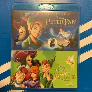 ピーター・パン&ピーター・パン2 2-Movie Collection Blu-(アニメ)