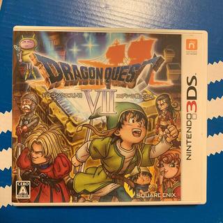 ドラゴンクエストVII エデンの戦士たち 3DS(その他)