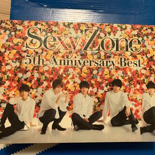セクシー ゾーン(Sexy Zone)のsexy zone 5th anniversary best(ミュージック)