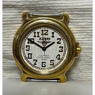ジッポー(ZIPPO)のZIPPO ジッポー 腕時計 稼働品(腕時計(アナログ))