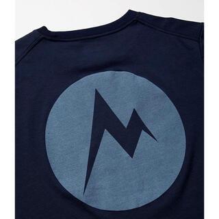 マーモット(MARMOT)の新品タグ付き Marmot BIG DOT-M H/S CREW  Lサイズ(Tシャツ/カットソー(半袖/袖なし))