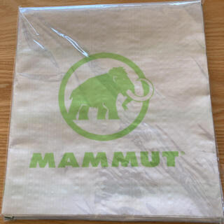 マムート(Mammut)のマムート レジャーシート(登山用品)