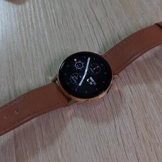 ギャラクシー(Galaxy)のgalaxy watch active 2 おまけバンド数種類(腕時計(デジタル))