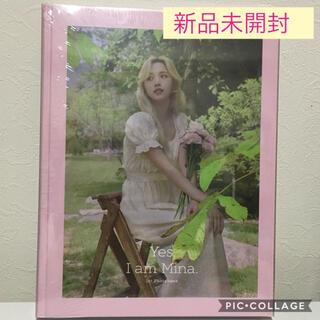 Waste(twice) - twice  yes  i  am  mina  ミナ  写真集  pink
