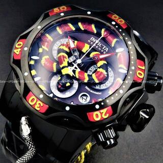インビクタ(INVICTA)の最上位高級★究極の迫力 INVICTA Venom 32037(腕時計(アナログ))