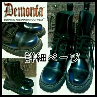 詳細ページ ※Demonia箱※ 詳細画像(ブーツ)