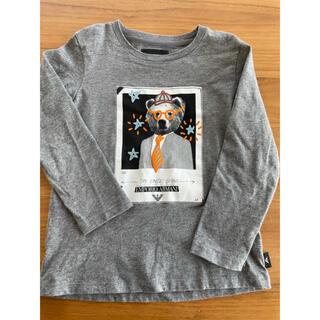 エンポリオアルマーニ(Emporio Armani)のEMPORIOARMANI キッズ ロンT 110(Tシャツ/カットソー)