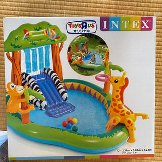 トイザらス - INTEX トイザラス 限定 プール
