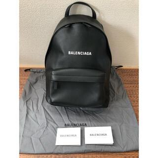 Balenciaga - 未使用に近い 美品 正規品 国内正規店舗購入 エブリデイ バックパック