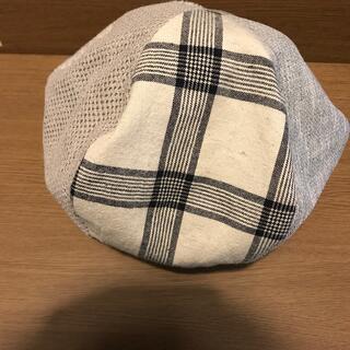 MARONさん専用ベレー帽 57.5㎝ NAMIK I(ハンチング/ベレー帽)